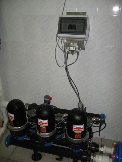 Система умягчения 700 м3/ч 3